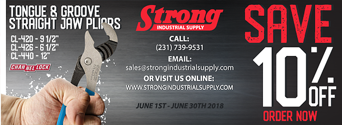 Locally Owned Industrial Distributor in Muskegon, MI